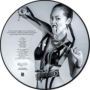 SPASM Pussy De Luxe Picture Disc Vinyl