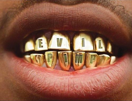 New Hip-Hop signing : EVIL PIMP