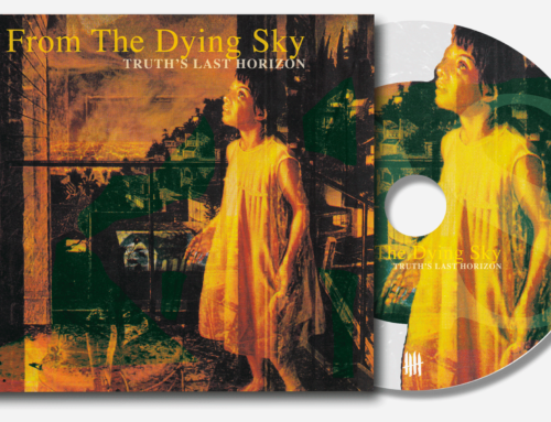 "FROM THE DYING SKY ""Truth's Last Horizon"" Digipack clear CD"