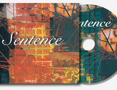 "SENTENCE ""Dominion On Evil"" Digipack CD"
