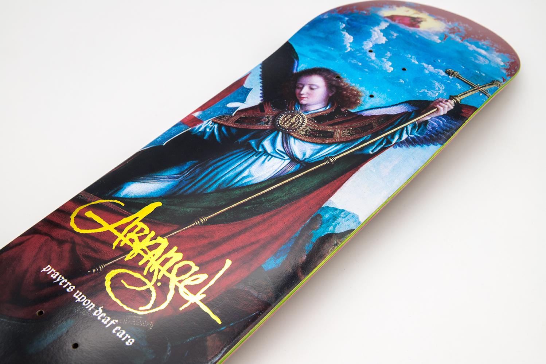 """ARKANGEL """"Prayers Upon Deaf Ears"""" Skate Deck Edition II"""