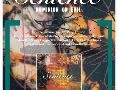 "Deluxe reissue : SENTENCE ""Dominion On Evil"" • All Format"
