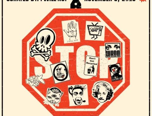 Washington DC Street Sticker Expo 4.0