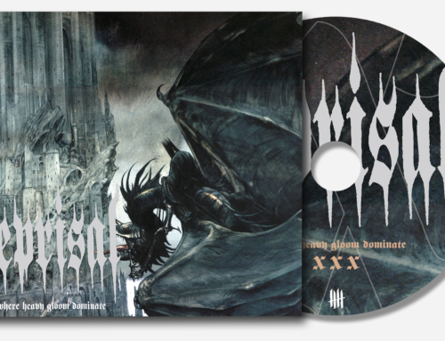 "REPRISAL ""Where Heavy Gloom Dominate"" Digipack CD"
