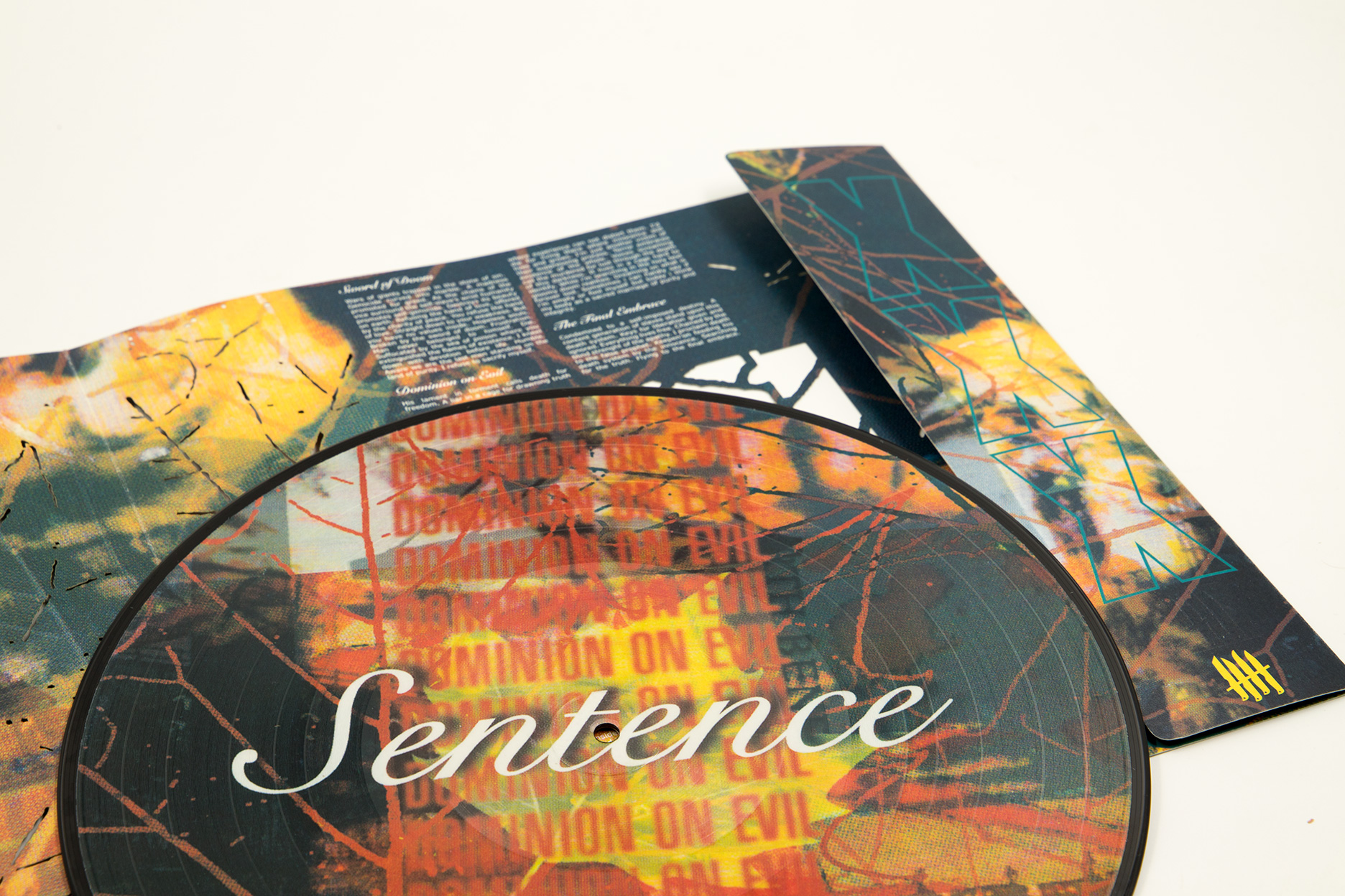 "SENTENCE ""Dominion On Evil"""