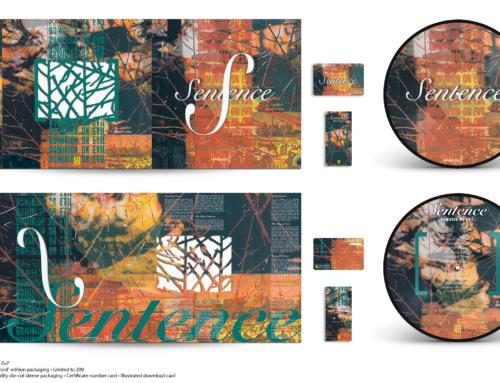 "SENTENCE ""Dominion On Evil"" Picture Disc 12″ Vinyl • Sword Edition"