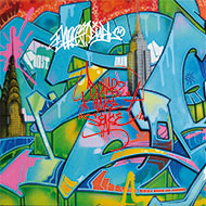 """DANNY DIABLO """"Dollerz Make Sense"""" Picture Disc 10"""" Vinyl • T-KID 170 Edition"""