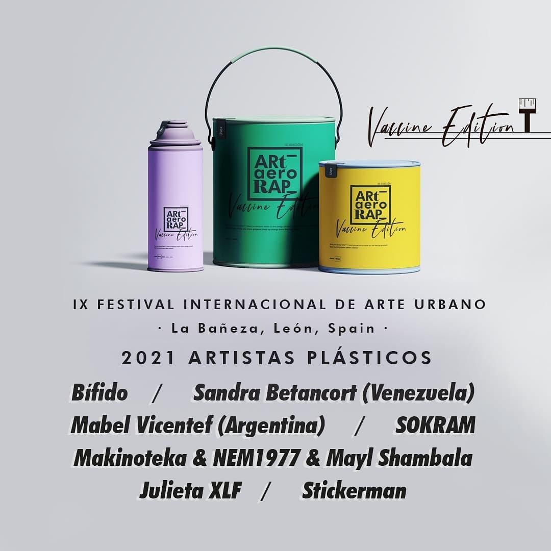 Art Aero Rap Festival 2021 ft StickerMan