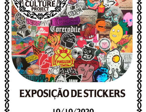 5 Years of Sticker Culture Project • Porto, Portugal