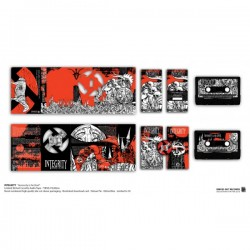 """HANGMAN'S CHAIR """"Hope///Dope///Rope"""" Classic Cassette Tape - HOPE edition"""